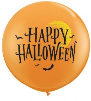 3ft Halloween Balloons | Happy Halloween | Free Delivery